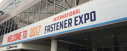 Grainger Show 2020.International Fastener Expo Secures Show Dates Through 2020