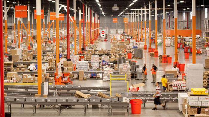 Home Depot To Spend 1 2b On 170 Distribution Facilities By 2023 Industrial Distribution