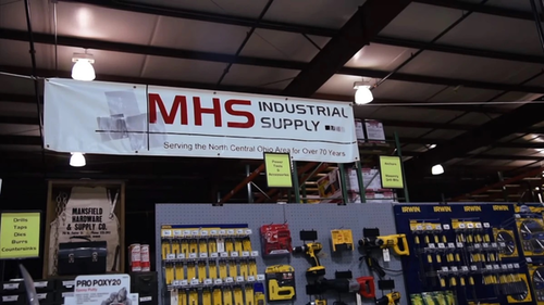 Catching Up With... MHS Industrial Supply