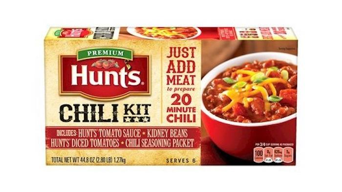 Conagra Recalls Hunt S Chili Kits May Contain Salmonella Industrial Distribution