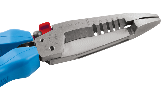 New Forged Wire Stripper From Channellock Inc Industrial Distribution
