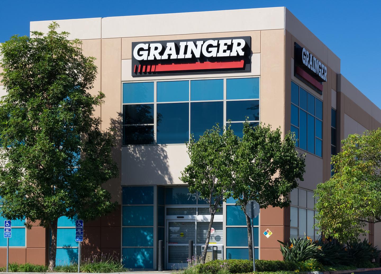 Grainger I Stock